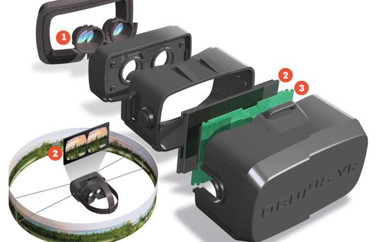 rzeczywistość wirtualna, filmy 360