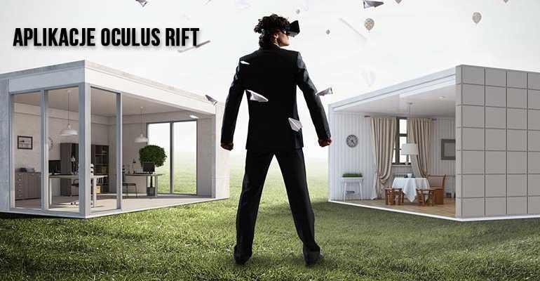 aplikacje oculus rift