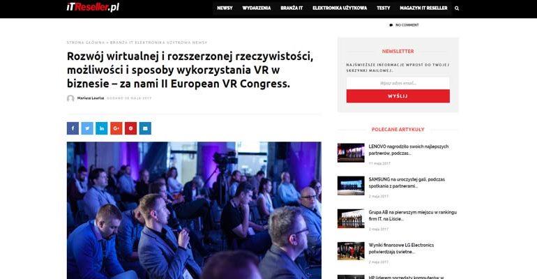 european vr congres