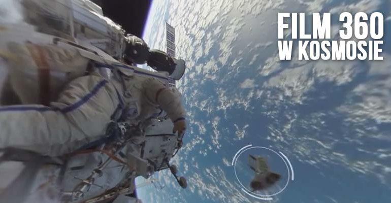 film 360 w kosmosie