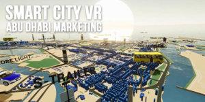 smart city vr
