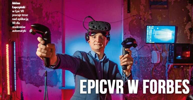 EPICVR W FORBES