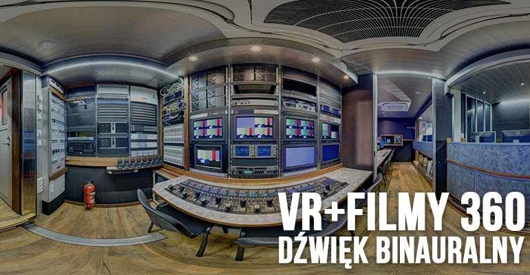 dzwiek binauralny VR