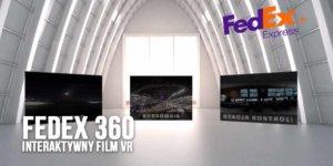 fedex 360 interaktywny film 360