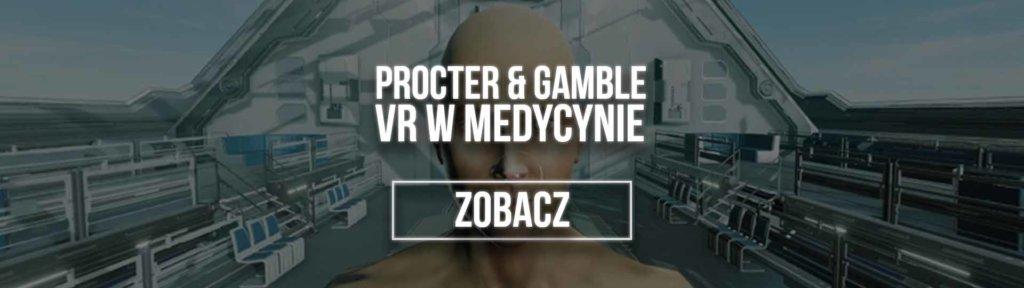 portfolio vr w medycynie procter and gamble
