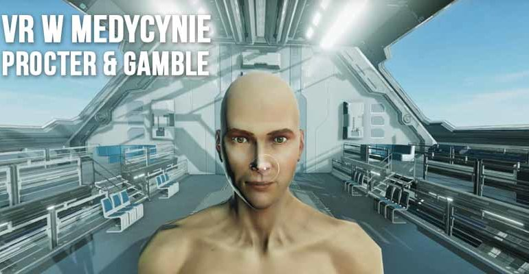 vr w medycynie procter ang gamble