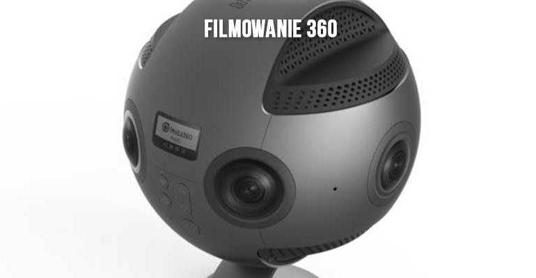 filmowanie 360